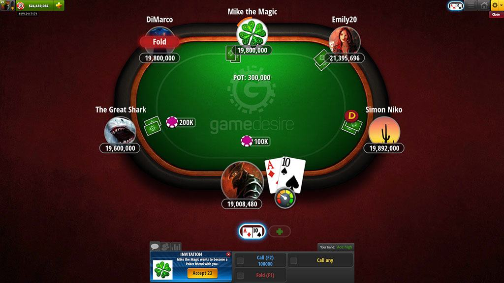 gamble Domino game online