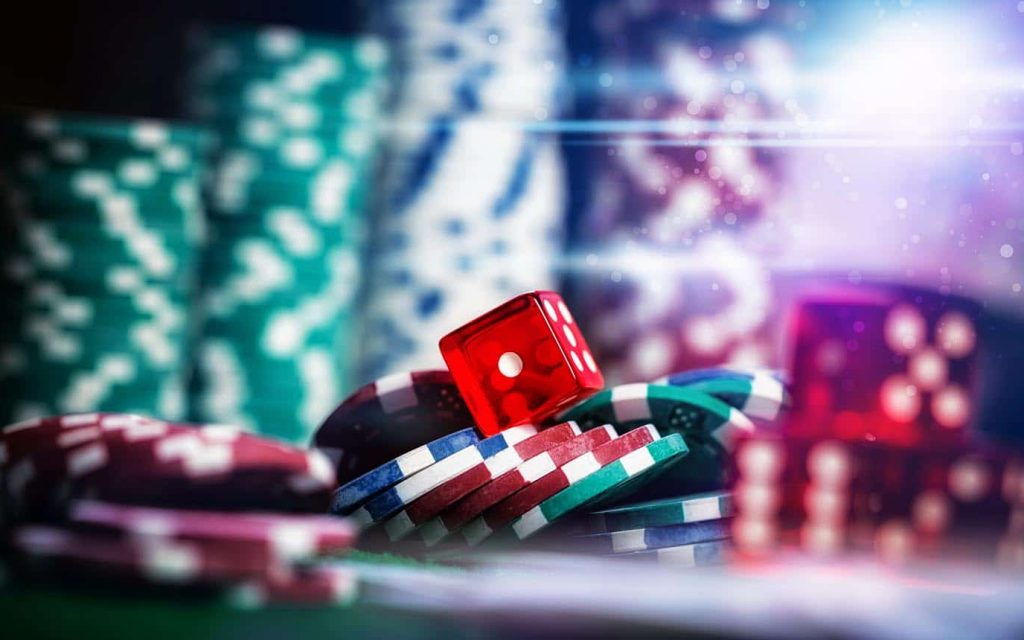 Majority of people who participate in online gambling