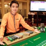 Online Casino Dealer Gambling