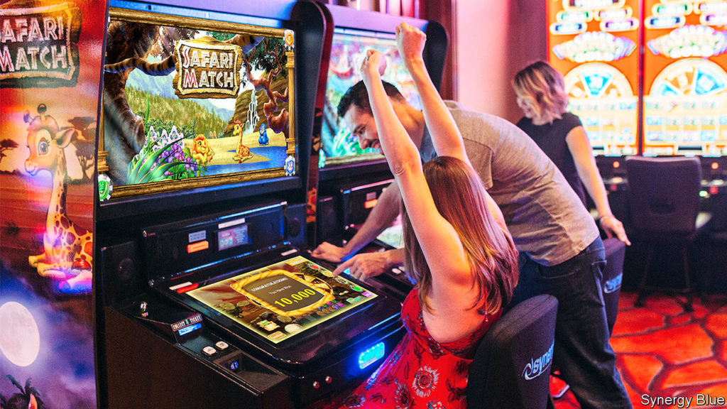 Slot Games Are Much More Interesting And Challenging