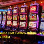 casino games list
